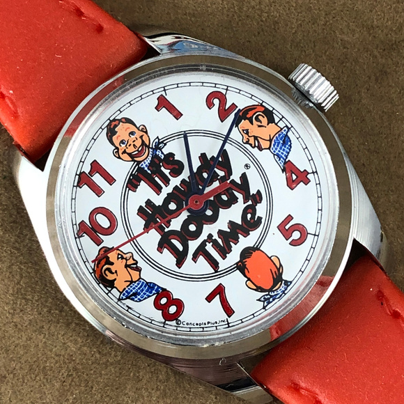 Applause Other - Vintage Rare NIB Howdy Doody Time Watch